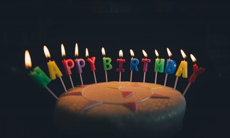 Happy Birthday Mr Benn!